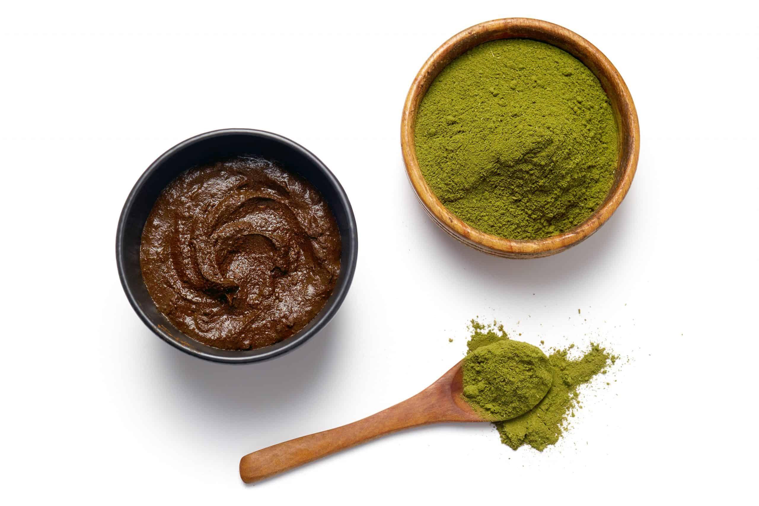 Herbal Henna powder and henna paste